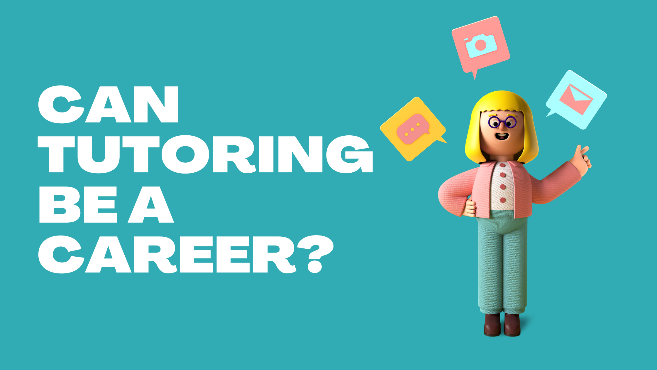 Can tutoring be a career?